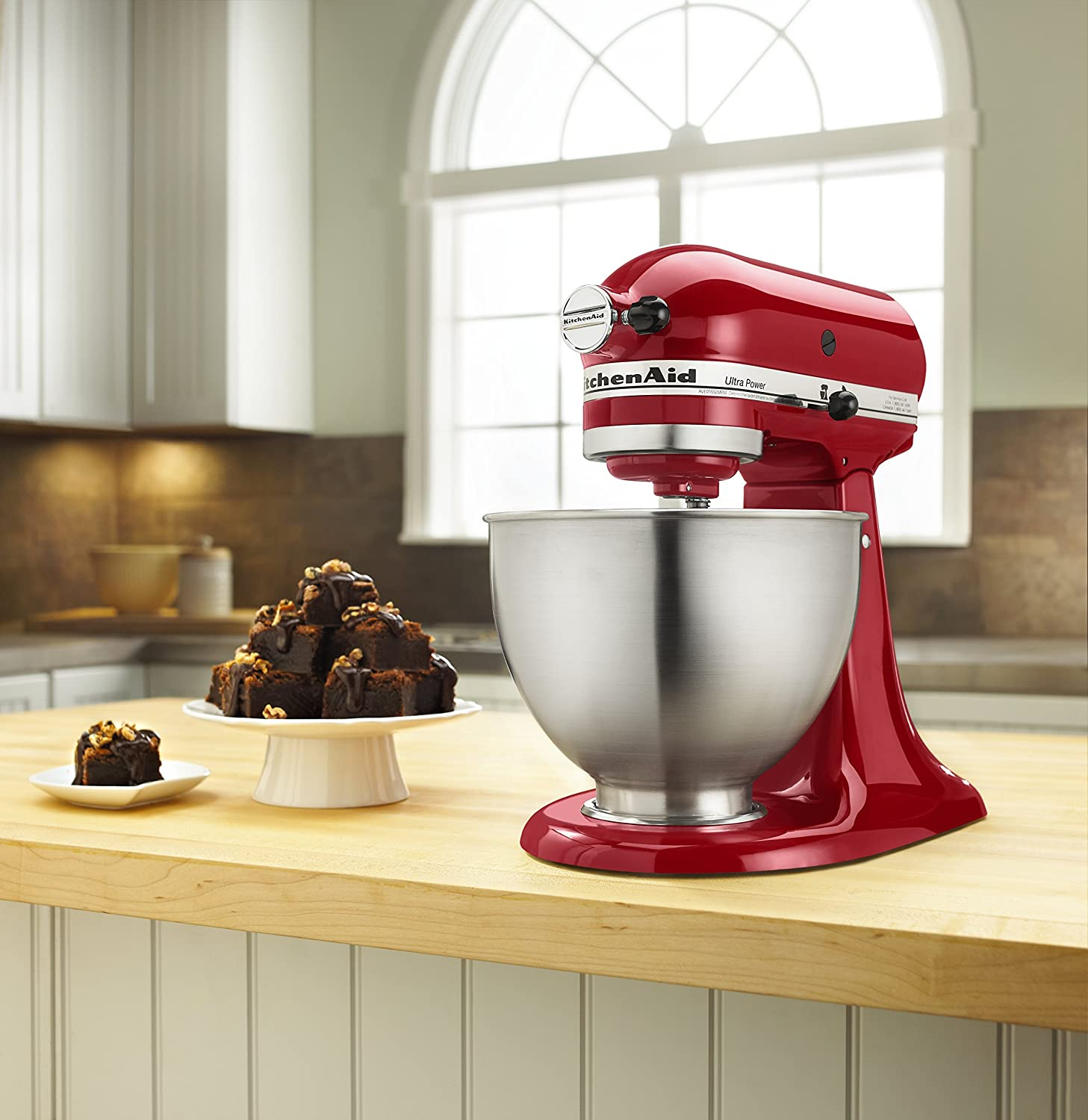 Amazon.com: KitchenAid 4-1/2-Quart Ultra Power Stand Mixer, Empire ...