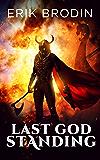 Last God Standing (Endangered Norse Gods Book 3)