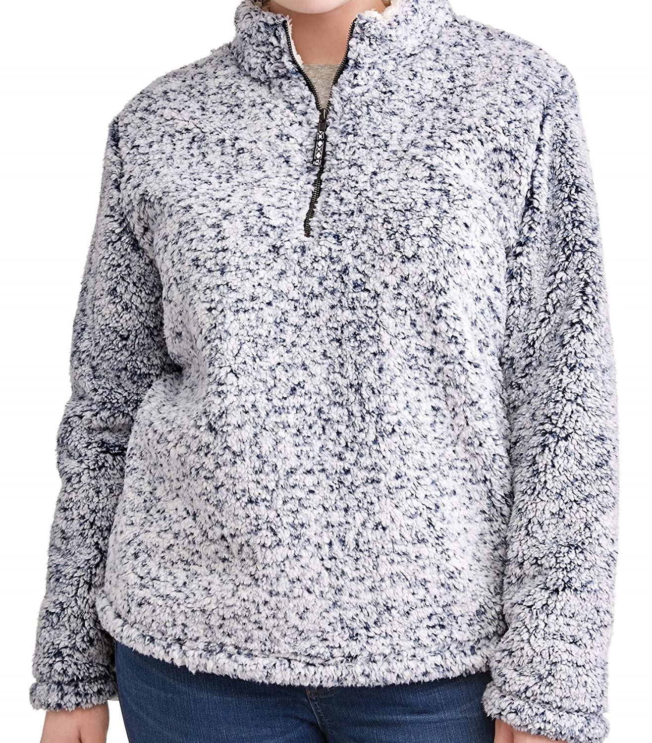 bluee Cove Time and True Women's Quarter Zip Jacket