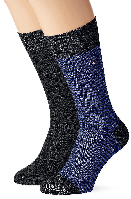 Tommy Hilfiger Herren Socken, 2er pack 342029001/085