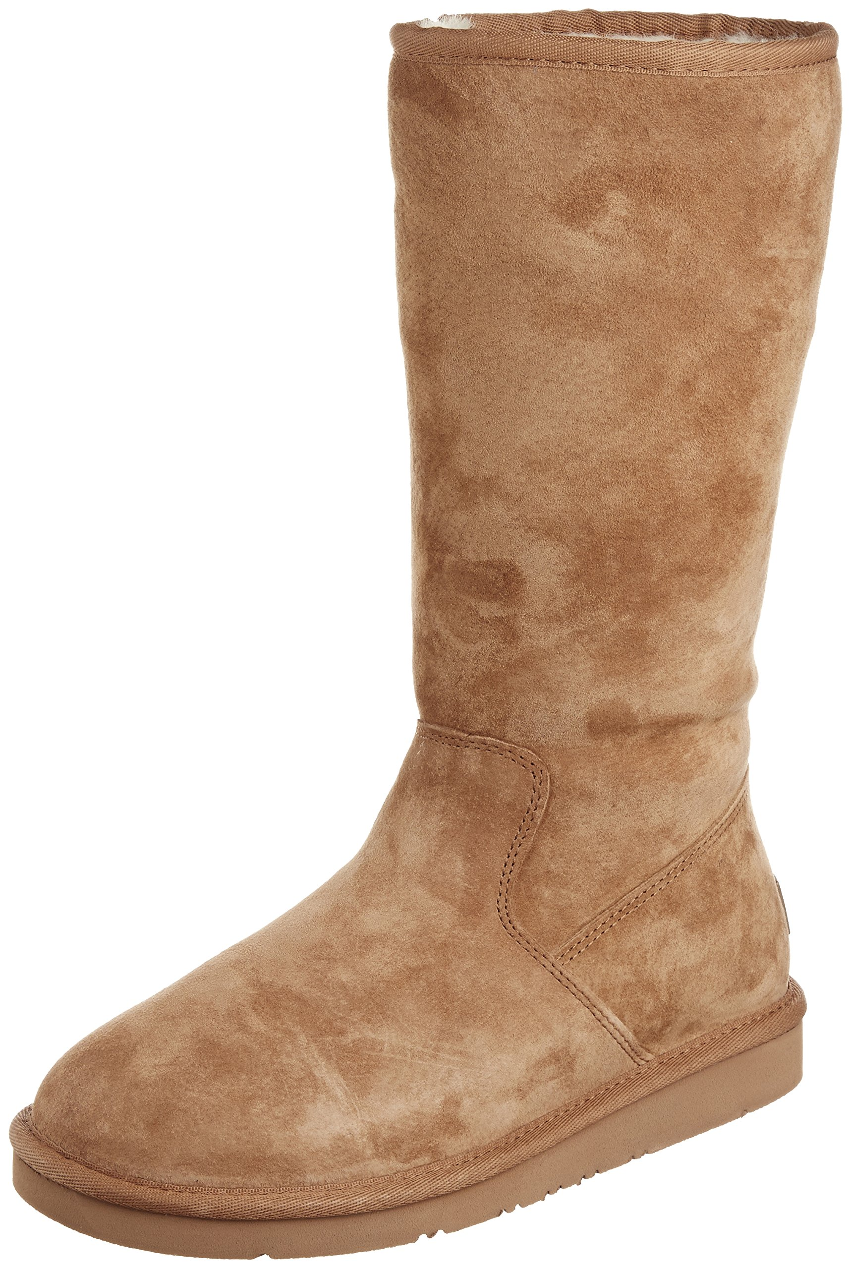 UGG Australia Womens Summer Boot Chestnut Size 6