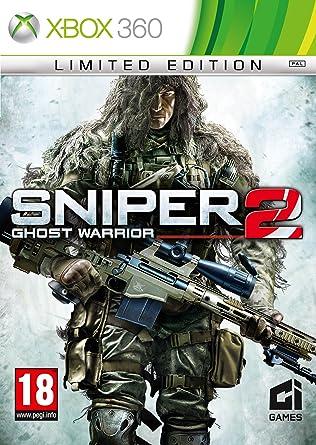 Sniper Ghost Warrior 2 - Limited Edition [Importación Inglesa ...