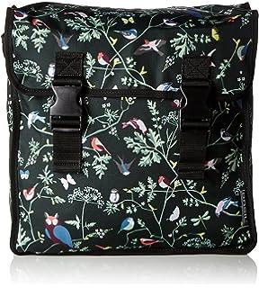 Basil Ladies Magnolia Double Pannier Rear Blackberry 35L Best Price Free P/&P UK