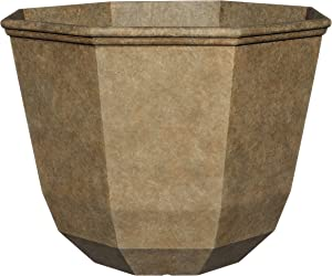 "Classic Home and Garden 8005-188T Planter, 15"" Shaina, Earth"