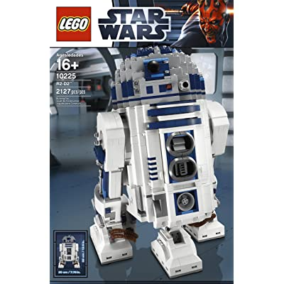 LEGO Star Wars 10225 R2D2 (Discontinued by manufacturer): Toys & Games