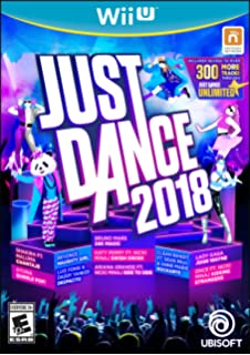 Ubisoft Just Dance 2019 Basico Wii U Eng Video Juego Wii U Danza
