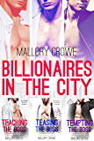 Billionaires In The City Box Set: Complete Series