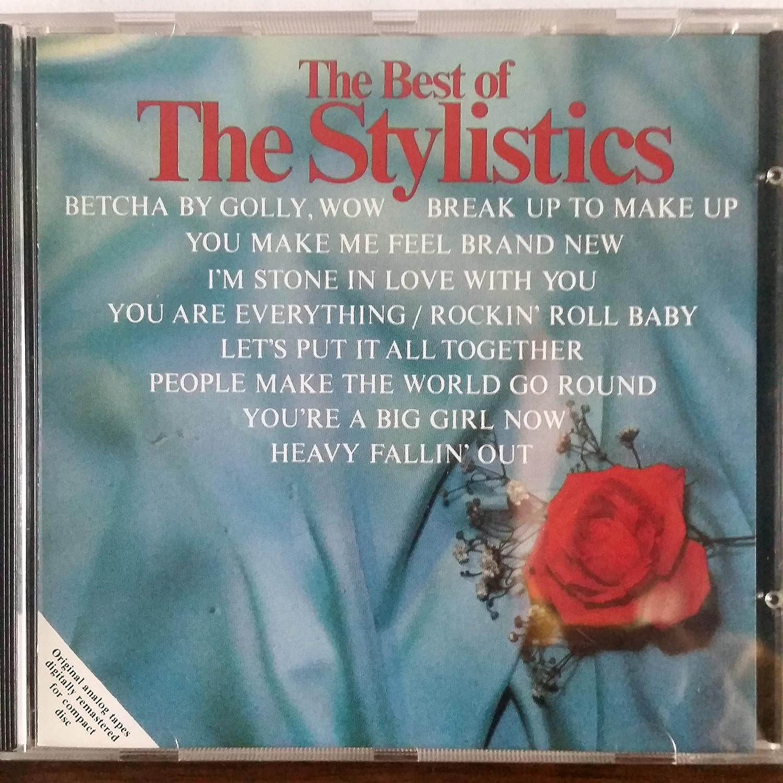 The Stylistics The Best Of The Stylistics Amazon Com Music