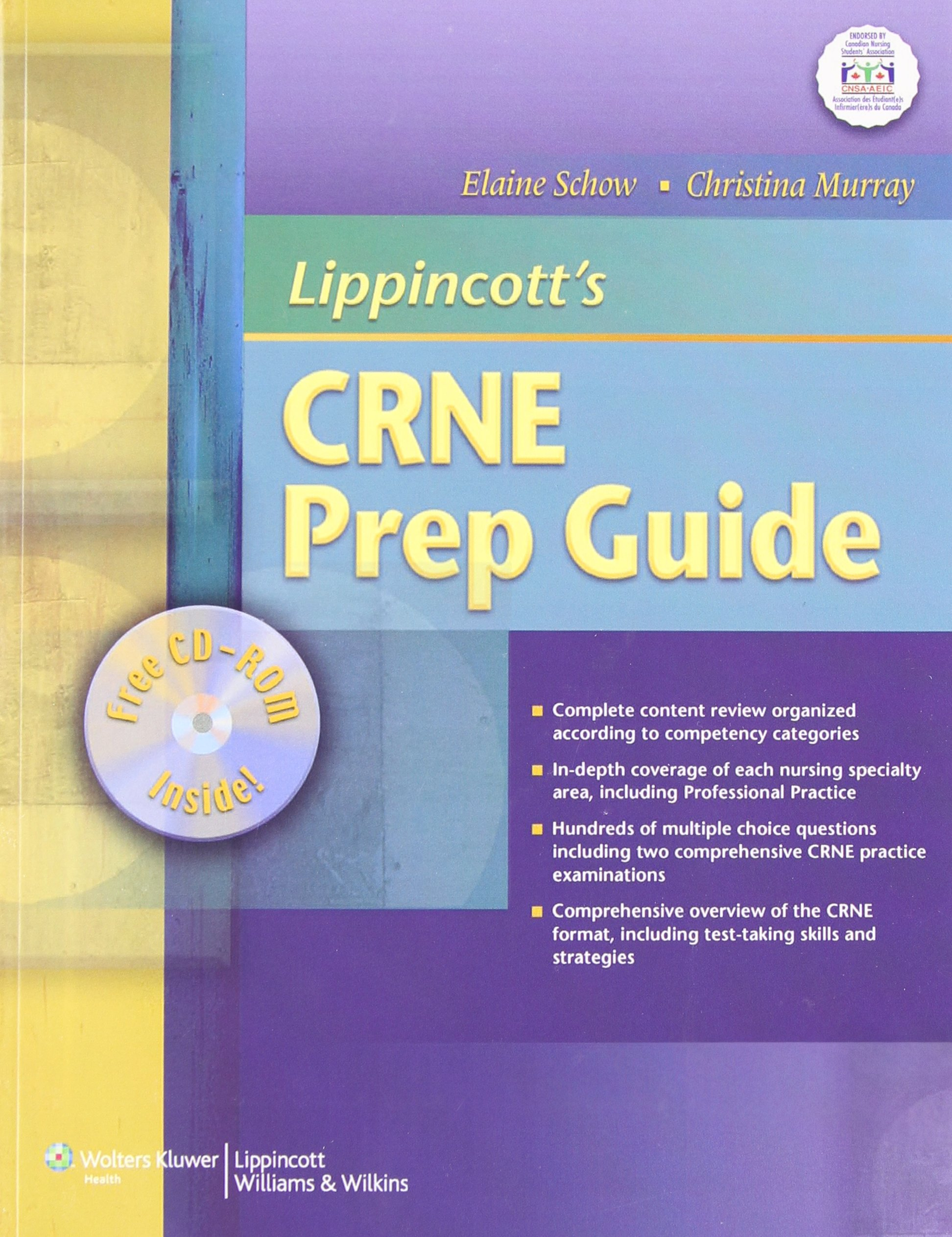 lippincott s crne prep guide elaine schow 9780781779074 research rh amazon ca
