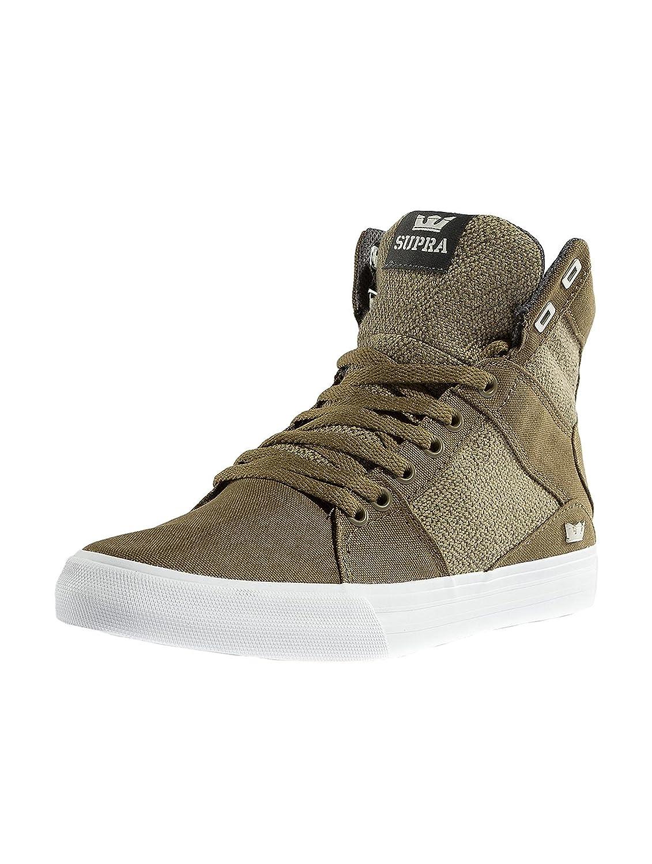 Supra Aluminum, Zapatillas para Hombre 40.5 EU|Oliva Venta de calzado deportivo de moda en línea