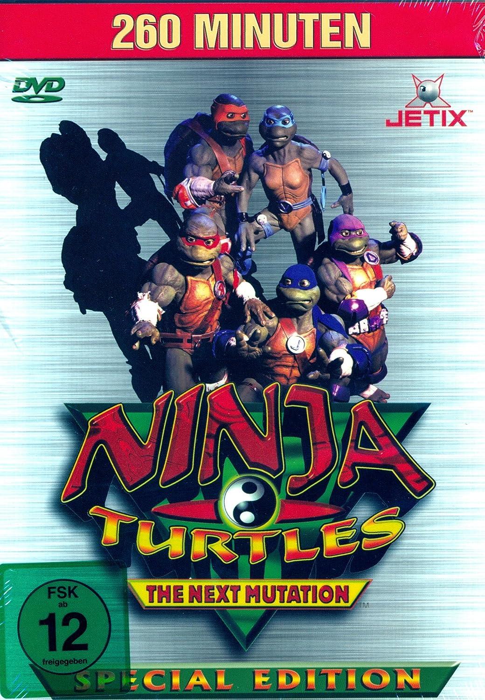 Ninja Turtles - The Next Mutation Special Edition Alemania ...