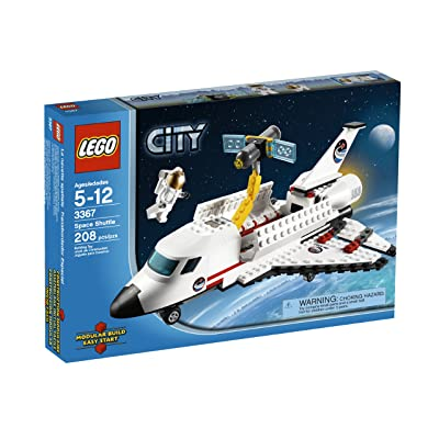 LEGO Space Shuttle 3367: Toys & Games