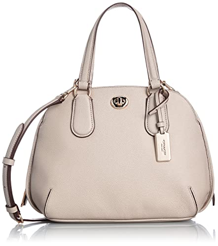 Coach Crossgrain Leather Prince Street Mini Satchel Handbag 34940 ...