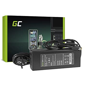 Green Cell® Cargador Lenovo ADL135NC2 ADL135NDC3A ADL135NLC2 ADL135NLC2A ADL135NLC3A para Ordenador Portátil 130W 20V 6.75A Adaptador de Corriente: ...