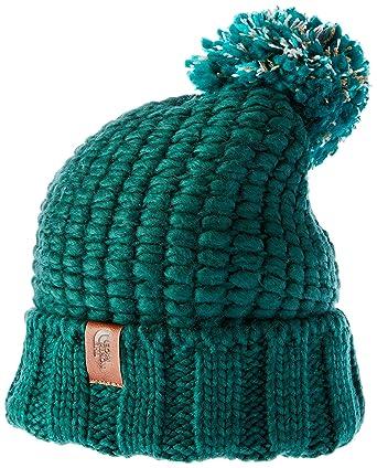 a136dbb5 The North Face Women's Cozy Chunky Beanie, Botncngrn/Kokmgrn, One Size