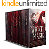 Wicked Magic: 6 Novels Plus 2 Bonus Novellas Featuring Shifters, Dragons, Gods, Demons, Fae, Vampires, Witches, and the Devil Himself (English Edition)