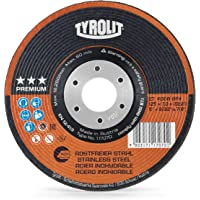 Tyrolit 117070 Premium Disco De Desbaste, 27, A30R-Bfx