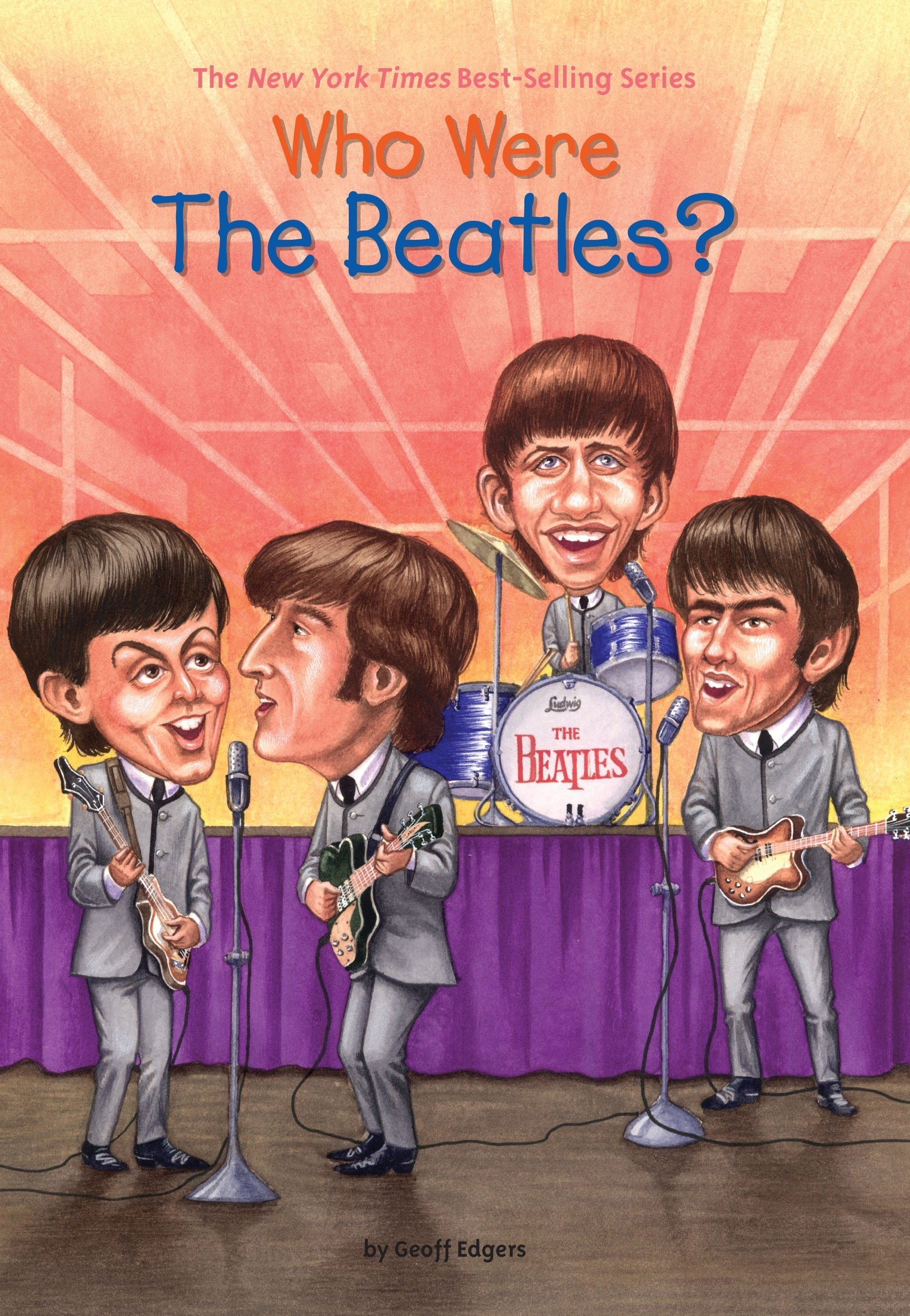 Who Were the Beatles? (Who Was?)