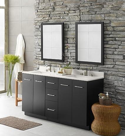recycled bathroom vanity, extra long bathroom vanity, ada compliant bathroom vanity, upcycled bathroom vanity, on eco friendly bathroom vanity