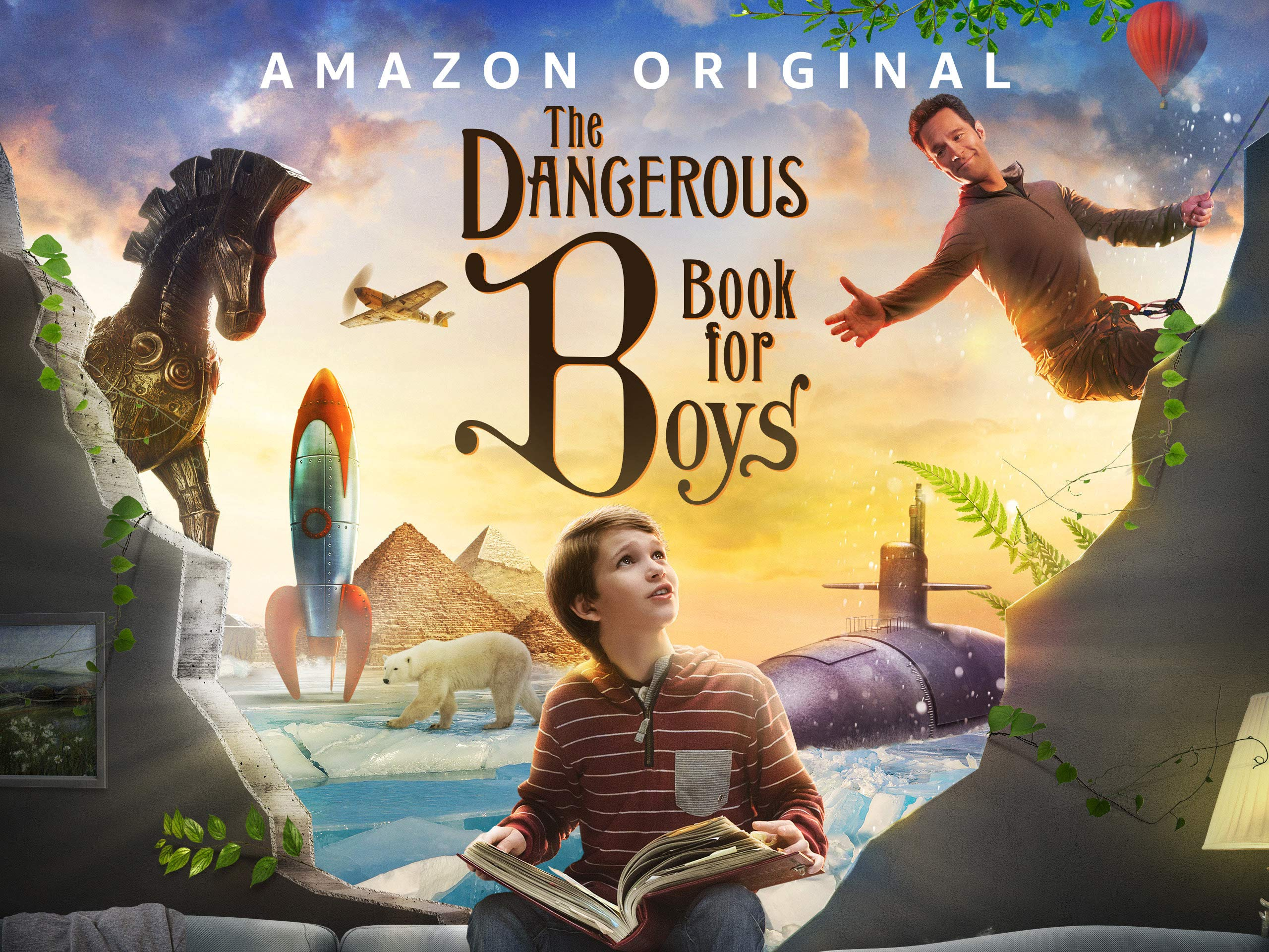Amazon.com: Watch The Dangerous Book for Boys - Season 1 | Prime Video