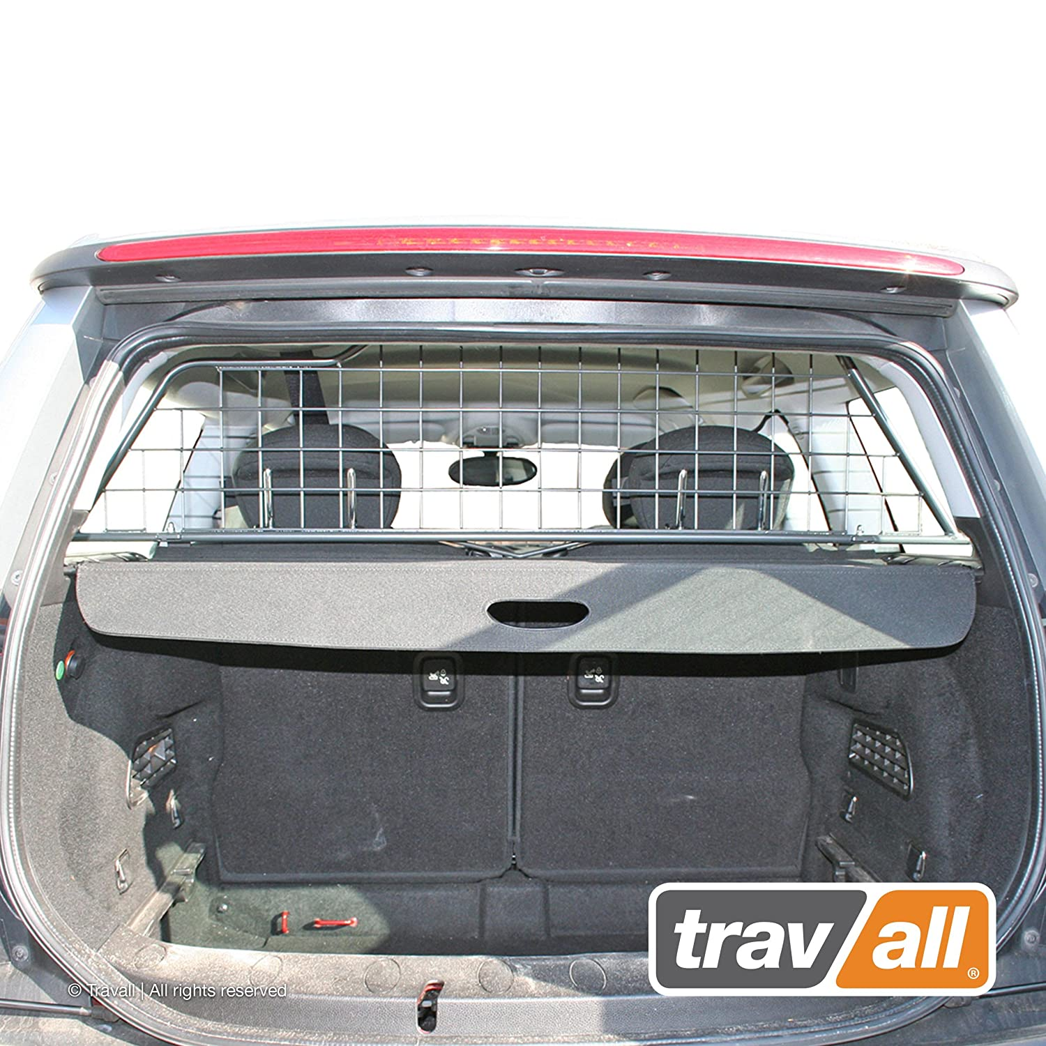 Travall Guard Compatible with Mini Cooper Clubman 2007-2014 TDG1361 – Rattle-Free Steel Pet Barrier