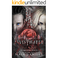 Investigated: A Vampire Urban Fantasy Series (Daywalkers Series Book 1)