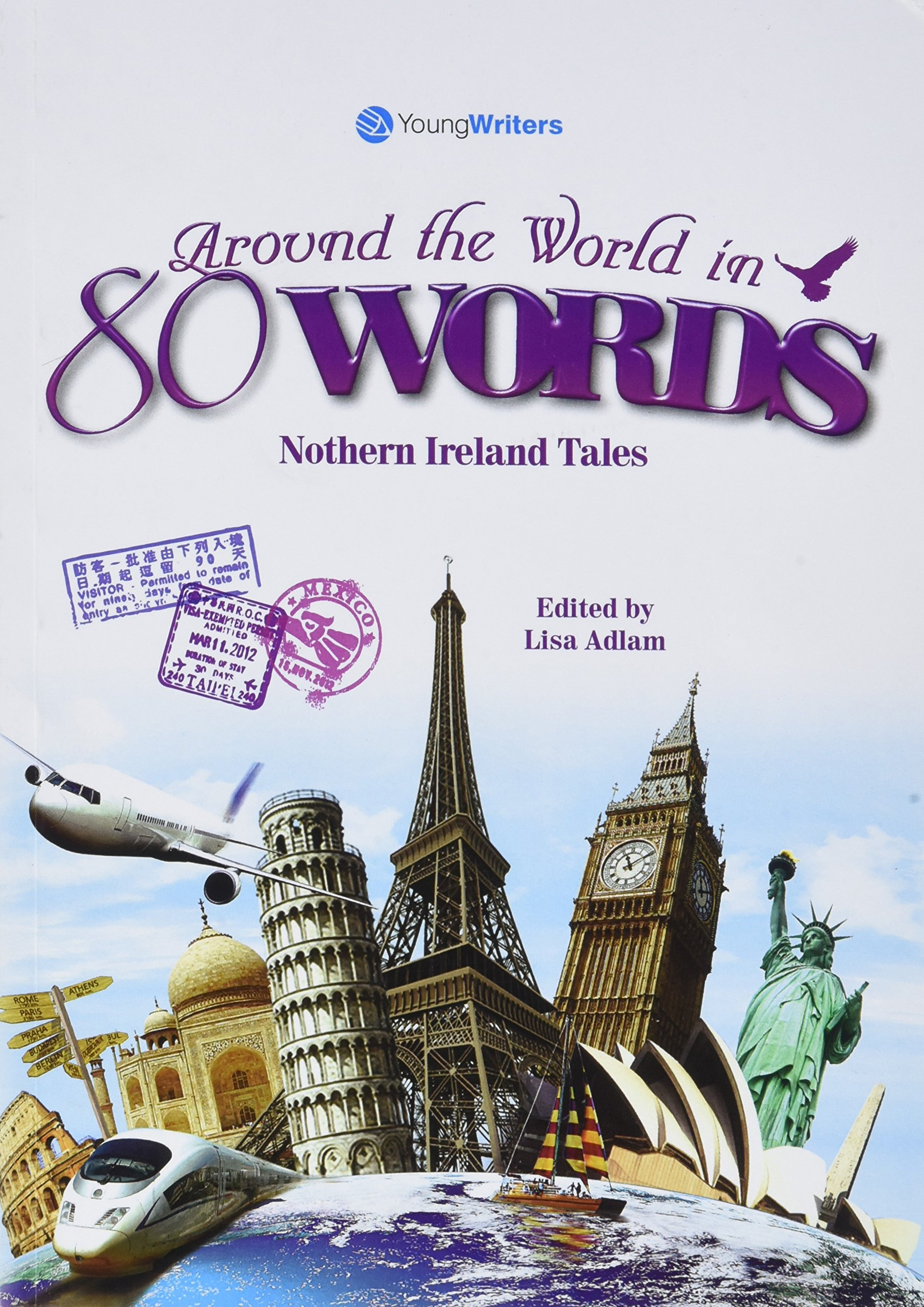 Around the World in 80 Words (11-18) Northern Ireland Tales PDF