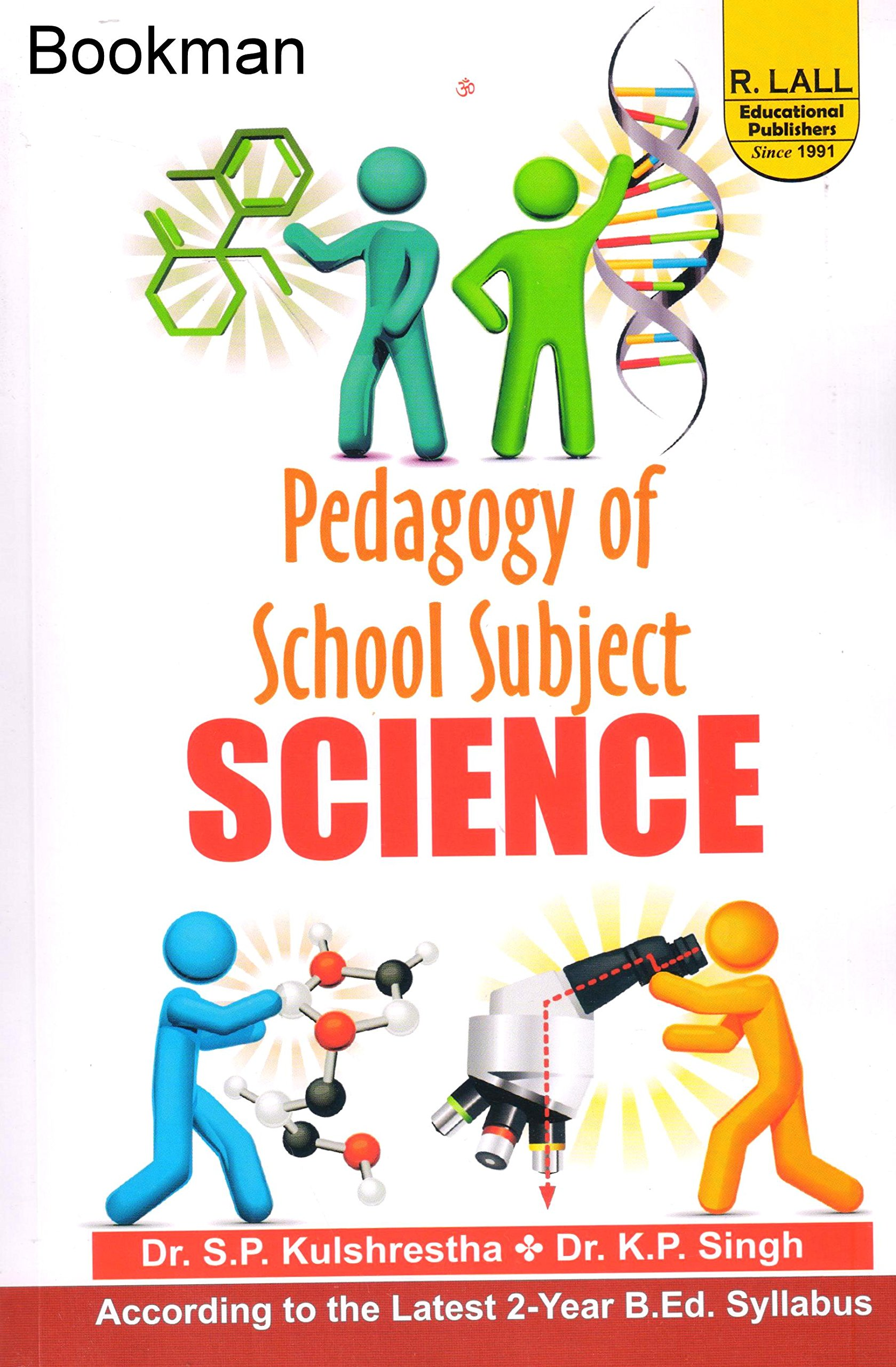What is the subject of pedagogy