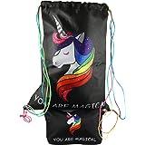 Unicorn Gifts: SET of Unicorn Rainbow Bracelet, 2 Love & Unicorn Charms + Unicorn Pin | 11 Designs Options