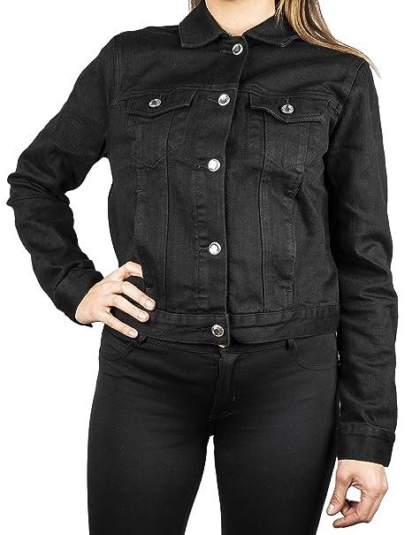 Michael Kors Giacca Donna jewl Shank DNM Jacket MH81ELS7GM 001  Amazon.it   Abbigliamento b9826fad8bb
