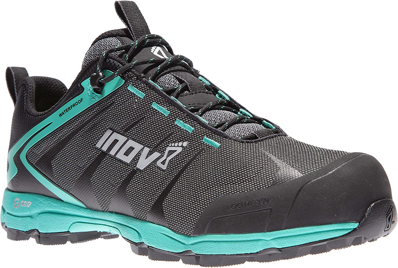 Lightweight Vegan Graphene Grip Inov-8 Womens Roclite G 350 Waterproof Hiking Shoes Breathable