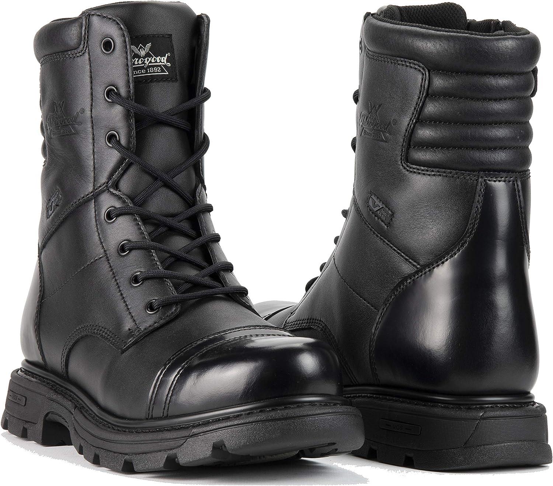 Thorogood Mens Gen-flex2 Series 8 Tactical Side Zip Jump Boot