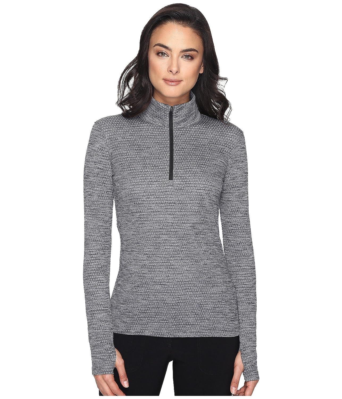 [ナイキ] Nike Golf レディース Lucky Azalea 1/2 Zip 3.0 トップス [並行輸入品] B01MURN8JA Large|ブラック/ブラック ブラック/ブラック Large
