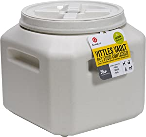 Gamma2 Vittles Vault Outback Airtight Pet Food Storage Container