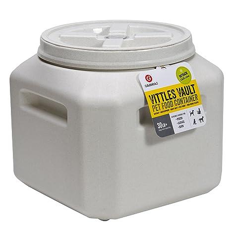 Vittles Vault 30-Pound Stackable  sc 1 st  Amazon.com & Pet Supplies : Vittles Vault 30-Pound Stackable : Pet Food Storage ...