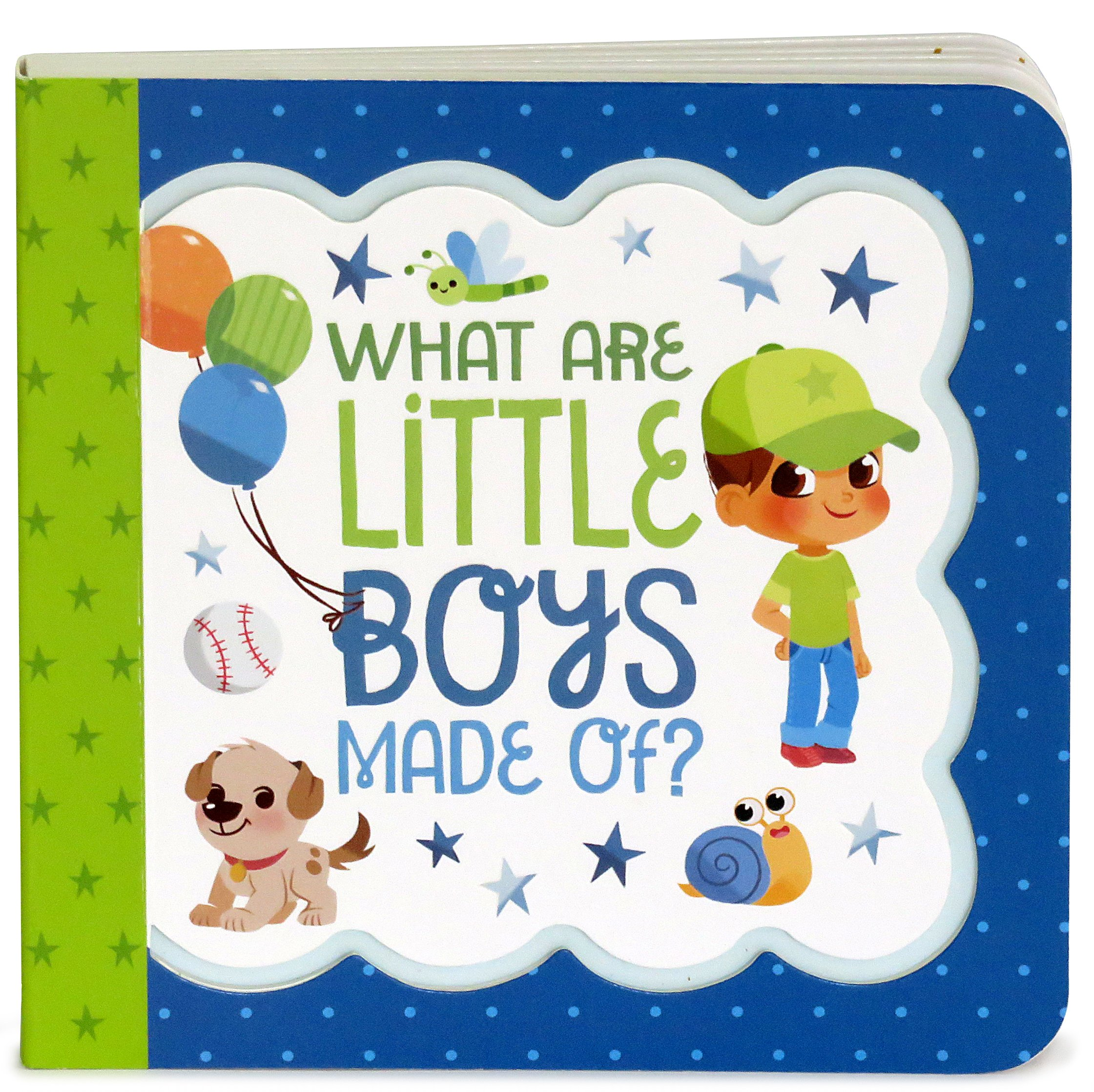 What Are Little Boys Made Of? (Little Bird Greetings) pdf epub