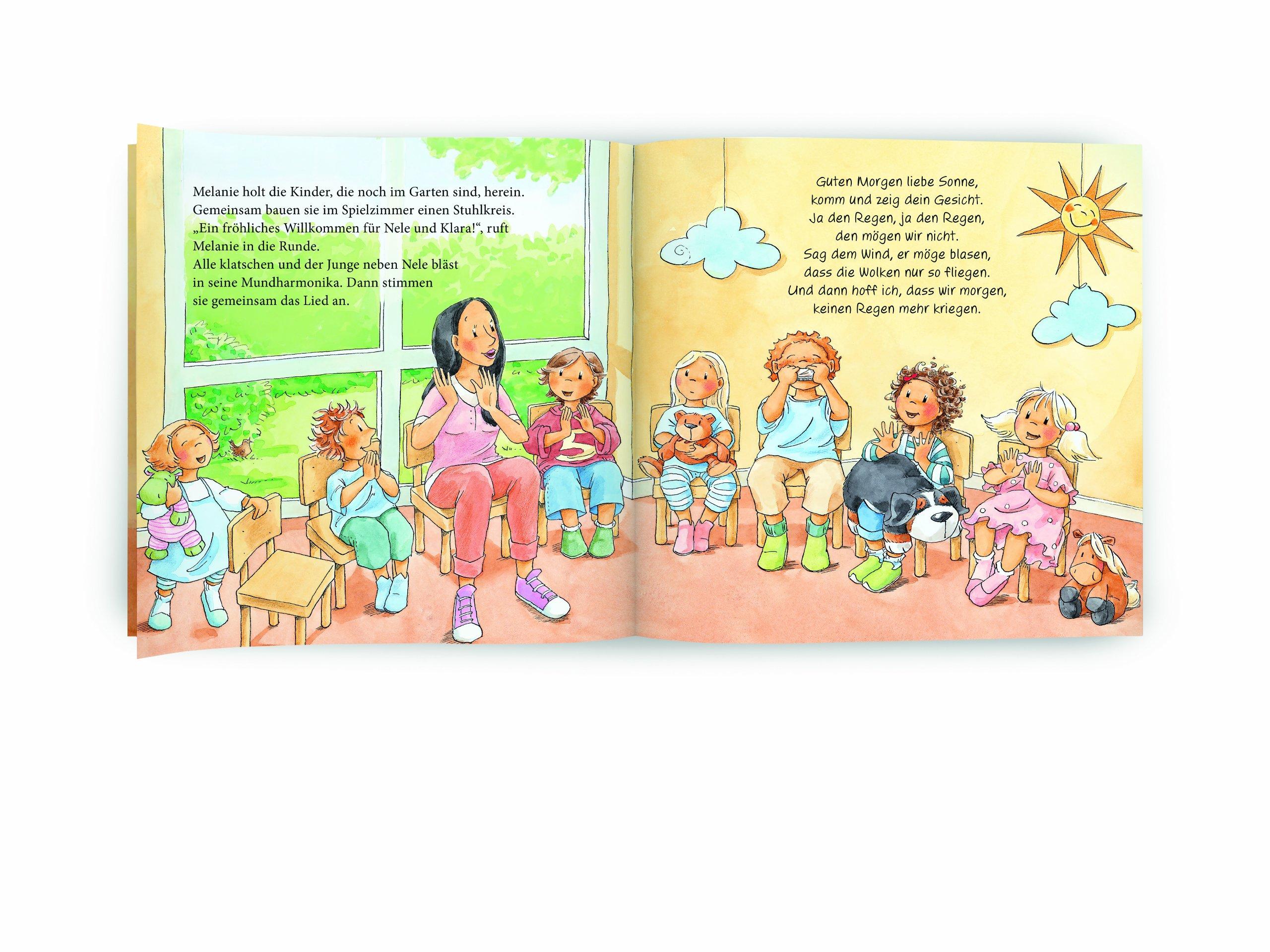 Ich Bin Nele Nele Und Der Kindergartenausflug