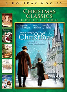 christmas classics collection 6 pack an old fashioned christmas mrs santa claus - The Night They Saved Christmas Dvd