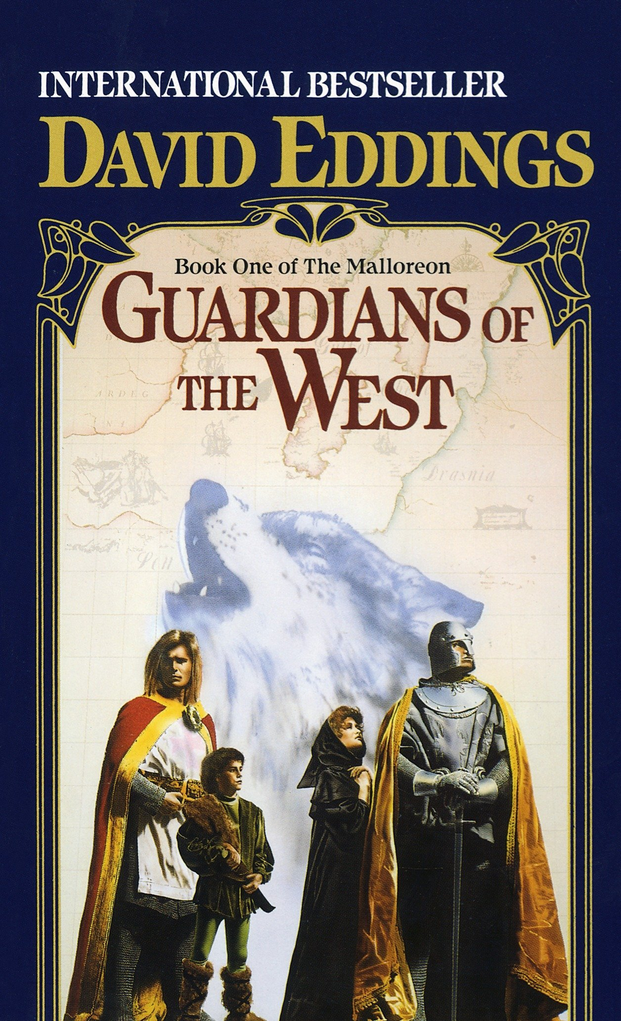 Download Guardians of the West (The Malloreon, Book 1) pdf