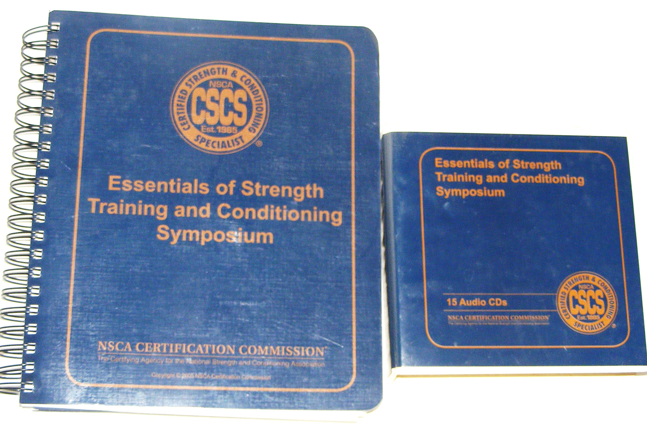 Essentials of Strength Training and Conditioning Symposium: Thomas R ...