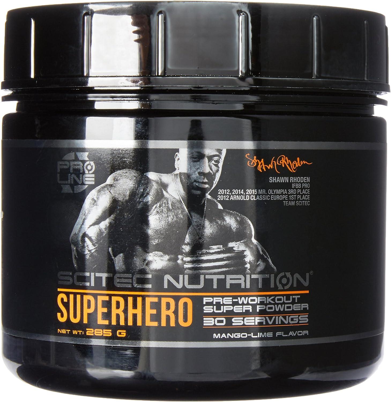 Scitec Nutrition Scitec Superhéroe, Mango-Lima 280 g