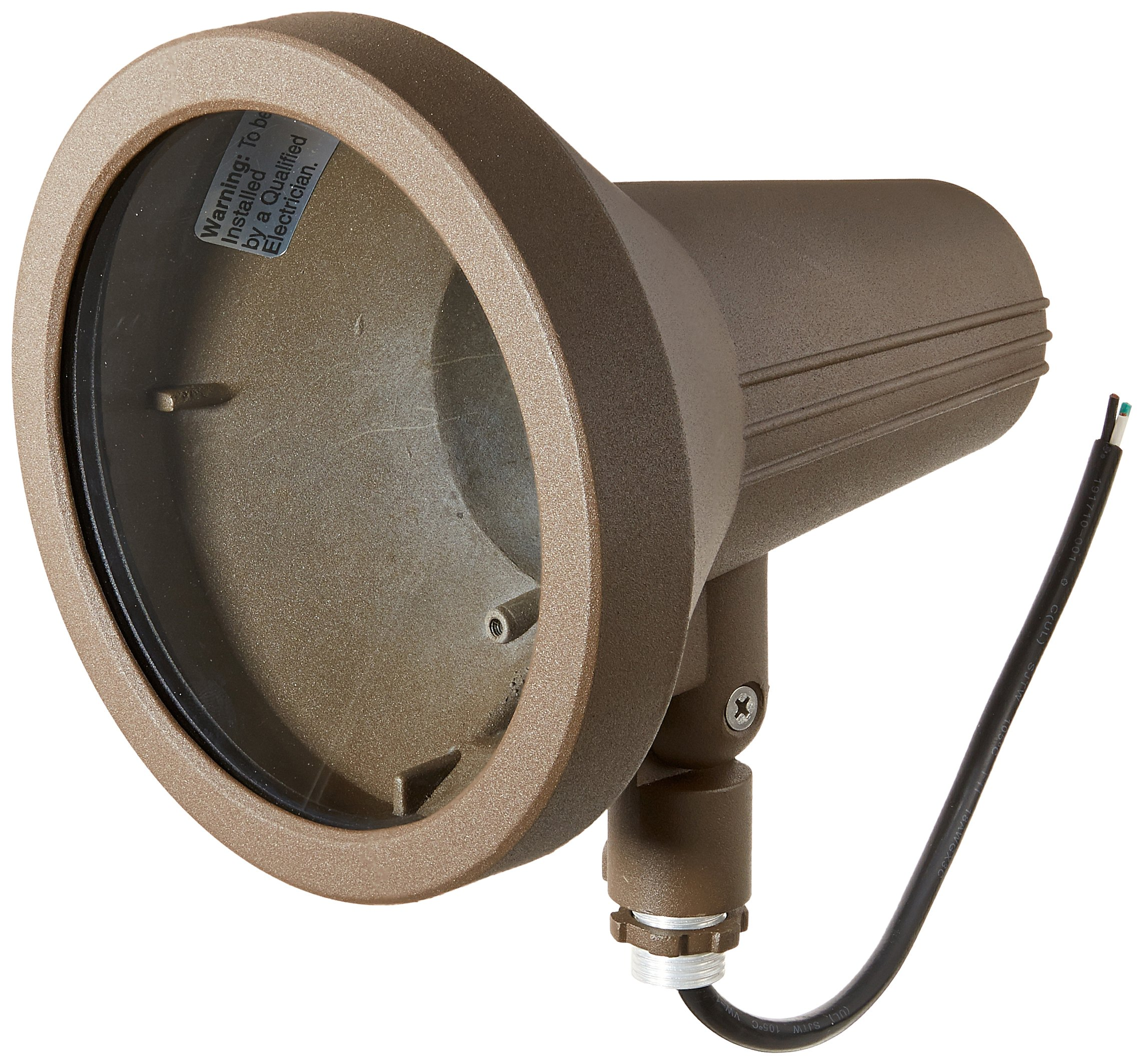 Dabmar Lighting DPR40-BZ Spot Light with no Shades, Bronze Finished