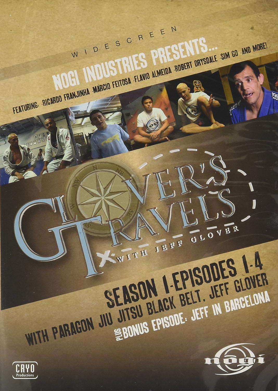 Glovers Travels BJJ Travel Documentary NEW jiujitsu jeff