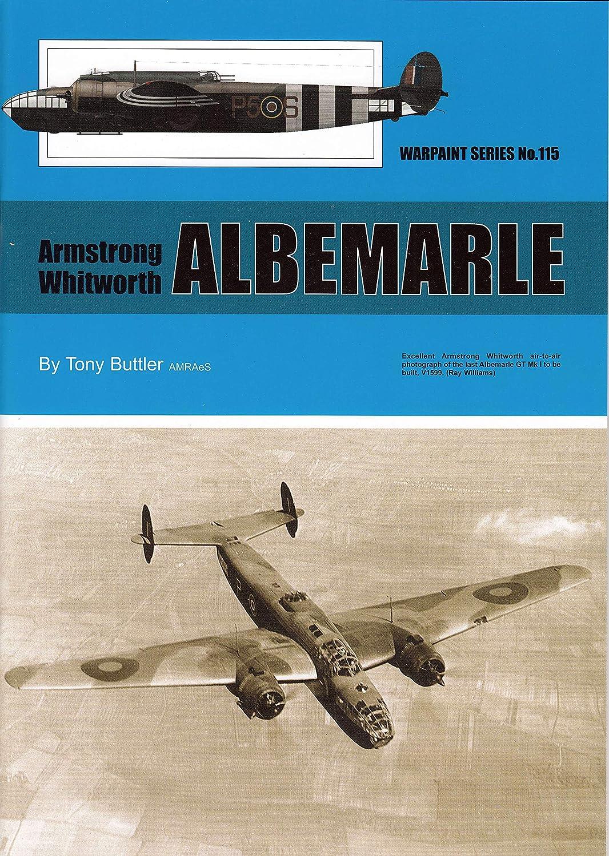 Warpaint Books WPT115 アームストロング ホイットワース アルベマリー B07GZW5HRN
