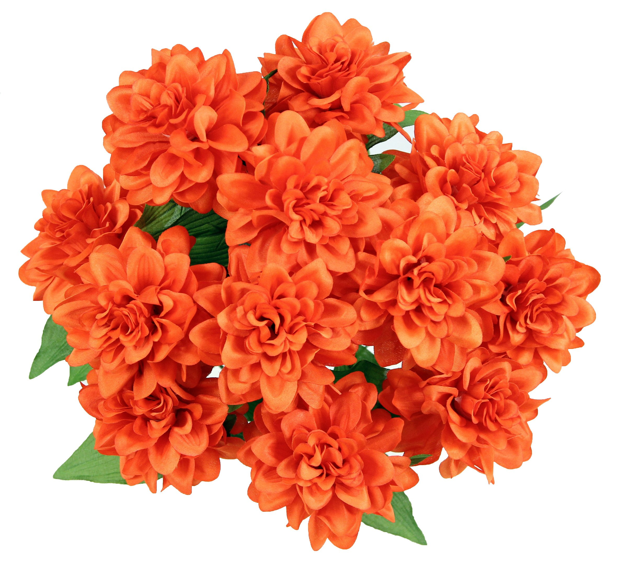 Admired-By-Nature-12-Stems-Artificial-Full-Blooming-Dahlia-for-Mothers-Day-gift-or-Decoration-for-Home-Restaurant-Office-Wedding-Orange-2-Pieces