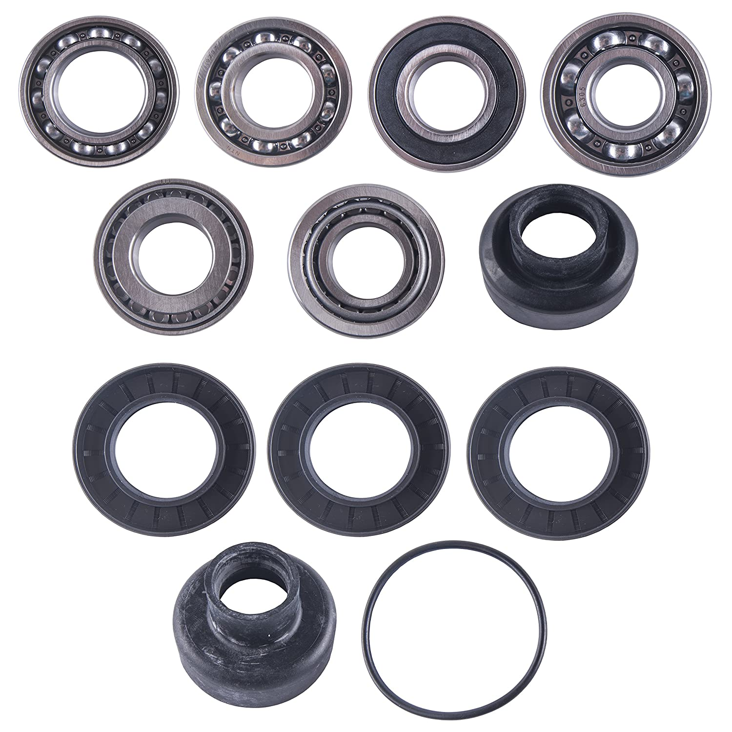Yamaha rear differential beaing & seal kit 550/700 Grizzly 2007 2008 09-2015 East Lake Axle