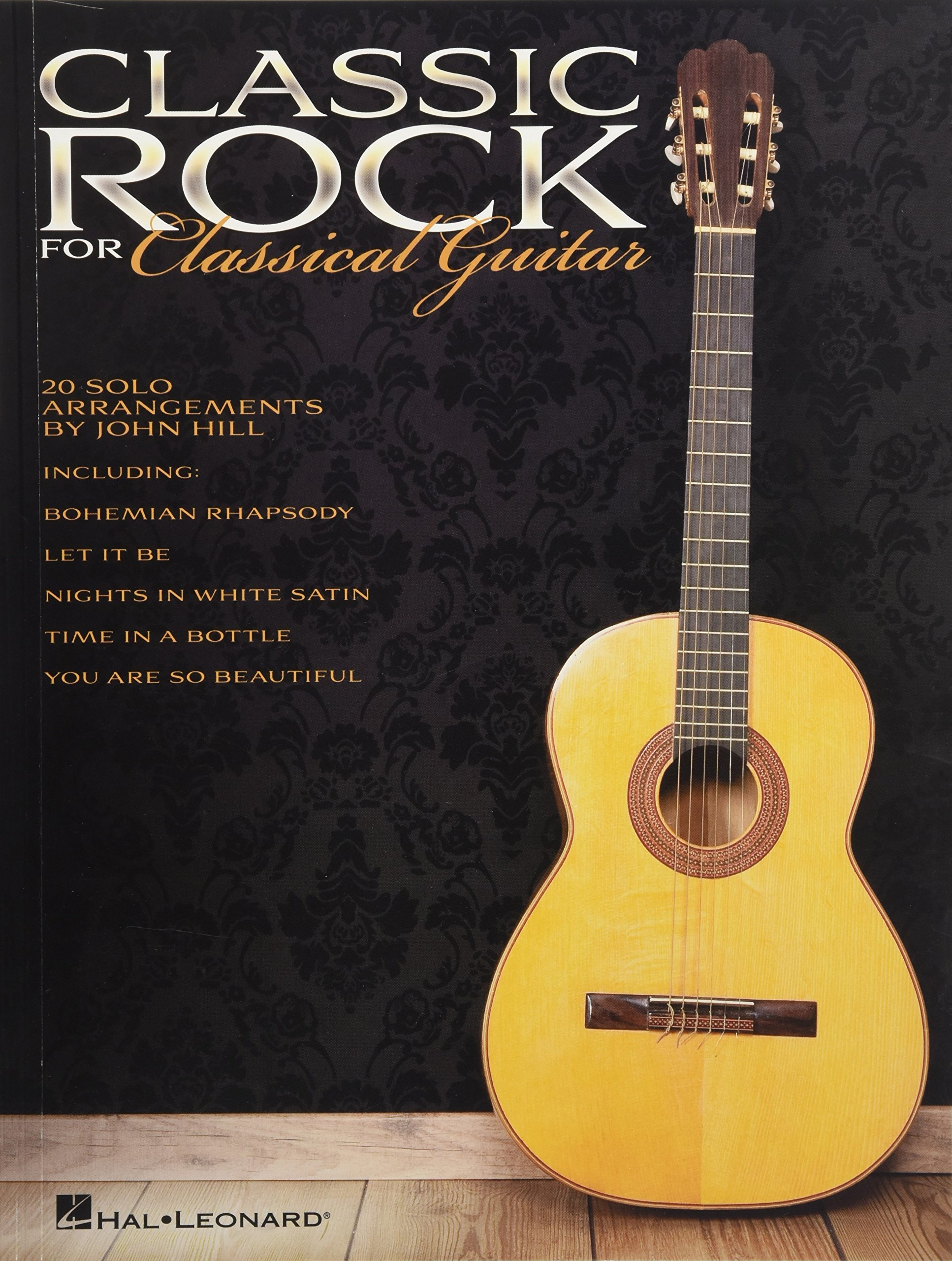 Classic Rock For Classical Guitar: Amazon.es: Hal Leonard ...