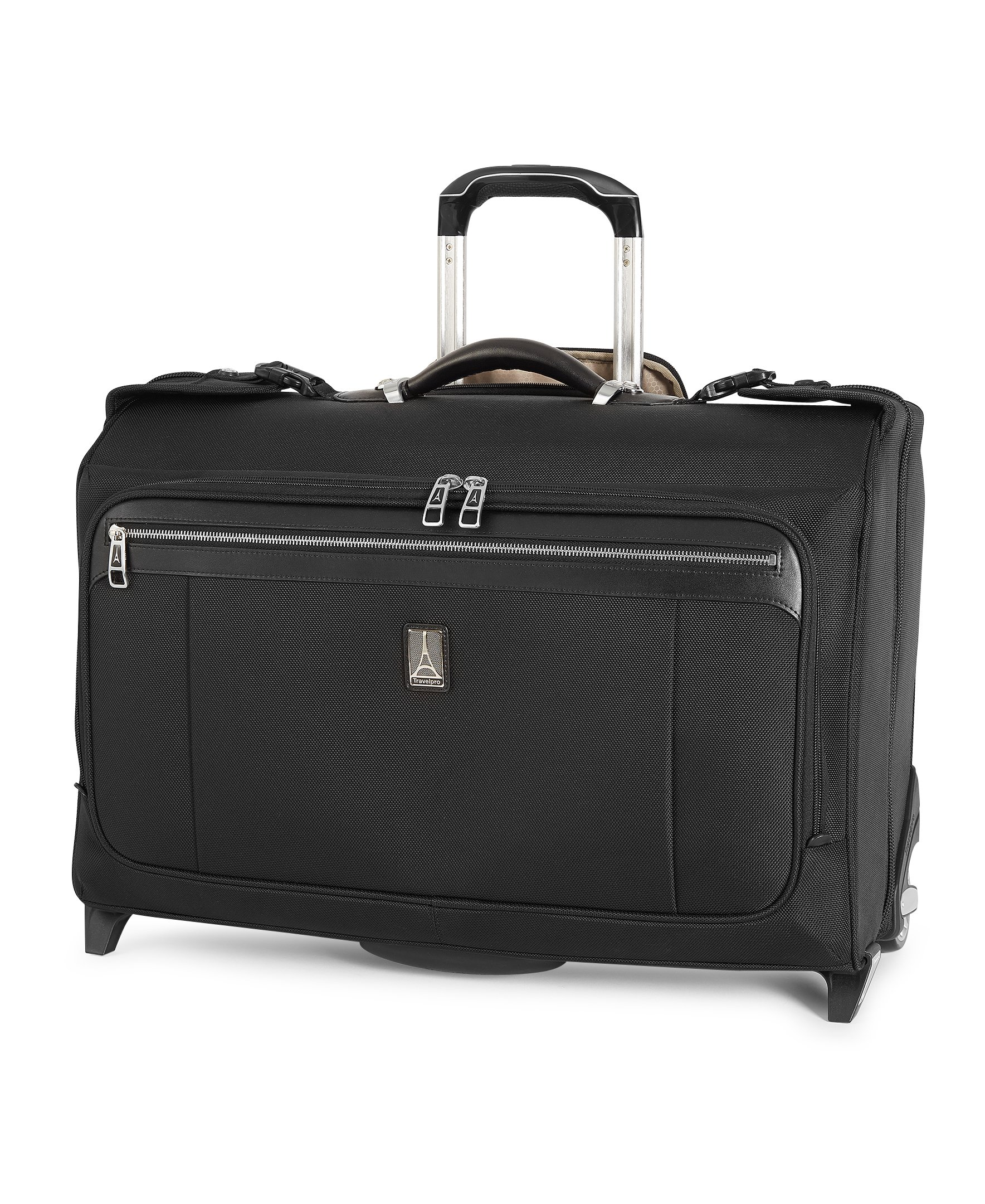 Travelpro Platinum Magna 2 22 Inch Carry-On Rolling Garment Bag, Black, One Size by Travelpro