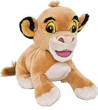 Disney el rey león 403565 – Simba Peluche 20 cm