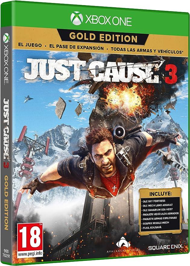 Just Cause 3 Gold Edition: Amazon.es: Videojuegos